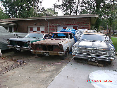 Ford : Fairlane 500 3 1966 ford fairlane s free if you buy