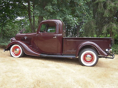 Ford : Other Pickups 1935 ford pickup