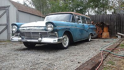 Ford : Other Base 1957 ford country sedan station wagon