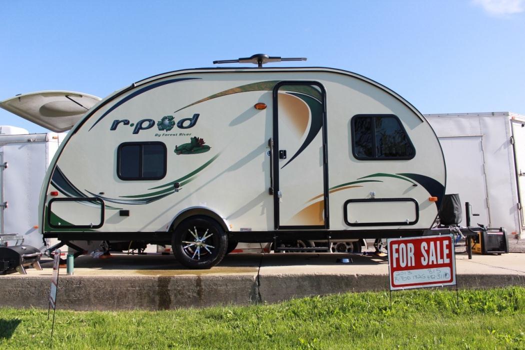 2014 Forest River Rockwood Ultra Lite 8327SS