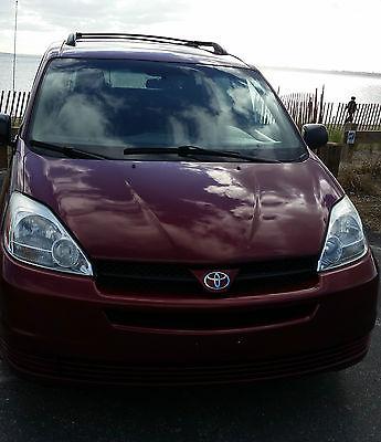 Toyota : Sienna LE AWD 2004 toyota sienna le awd mini passenger van 5 door 3.3 l