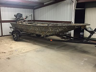Duck Boats For Sale >> Duck Hunting Boats For Sale