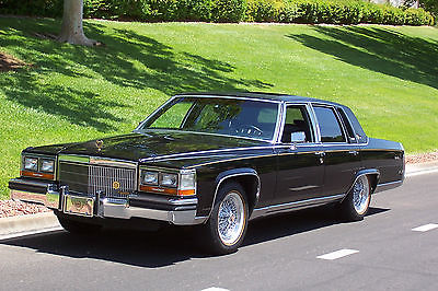Cadillac Brougham 4 Door Cars For Sale
