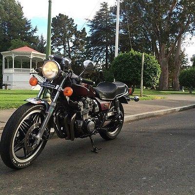Honda : CB 1982 cb 750