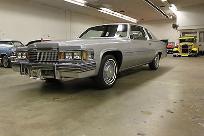 Cadillac : DeVille STUNNING 1979 CADILLAC COUPE de VILLE ** BEAUTIFUL !! ** 1979 CADILLAC COUPE de VILLE ** SUPER CLEAN & SOLID **