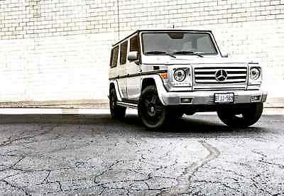 Mercedes-Benz : G-Class G500 2002 mercedes g 500