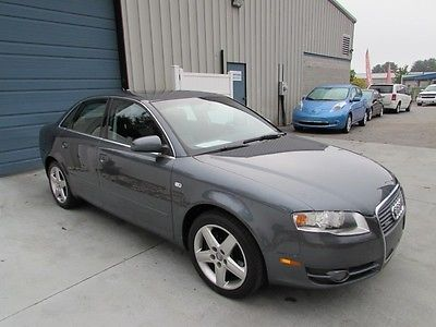 Audi : A4 2.0T Quattro AWD Automatic Premium Package Sedan 30 mpg 2005 audi a 4 2.0 t quattro leather sunroof sdn 2005.5 05 06 4 wd b 7 knoxville tn
