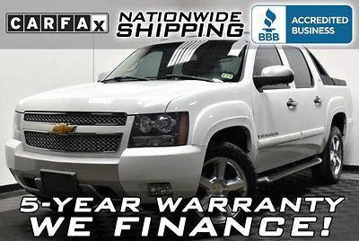 Chevrolet : Avalanche Z71 4x4 Loaded Z71 3LT 4x4 Navigation Backup Camera Leather 4WD Truck LTZ