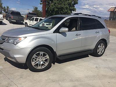 Acura : MDX TECH/ENTERTAINMENT PKG 2008 acura mdx technology pkg and entertainment pkg fully loaded very clean