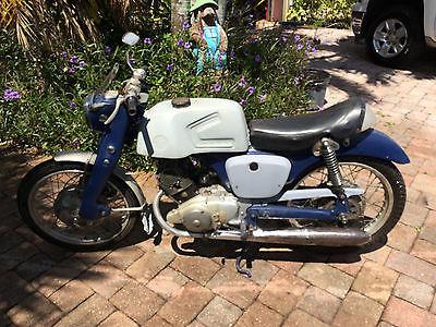 Honda : CB honda CB92 (benly , Dream )