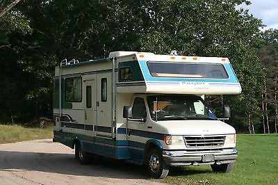 24' COBRA MOTORHOME BY PASSPORT