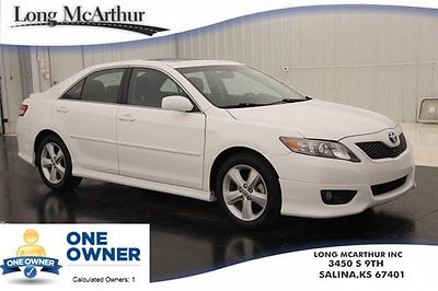 Toyota : Camry SE Certified 1 Owner Moonroof Bluetooth SE Certified Automatic Satellite Radio