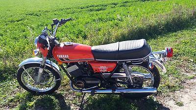 Yamaha : Other 1975 yamaha rd 350