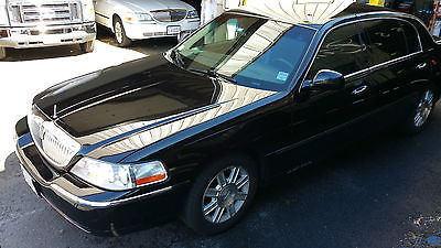 Lincoln Town Car Executive L Limousine 4 Door Cars For Sale