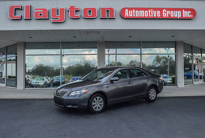 Toyota : Camry 4dr Sedan 2007 toyota camry xle hybrid 2.4 l 1 owner clean carfax leather navigation nice