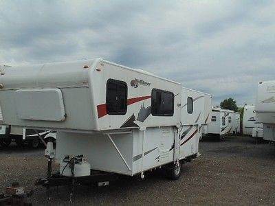 2010 Trailmanor Folding Travel Trailer 2619