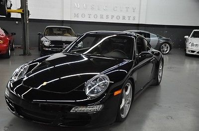 Porsche : 911 Carrera 4S CARRERA 4S COUPE, ONLY 16009 MILES, HEATED SEATS,BOSE SOUND, IN EXCELLENT COND