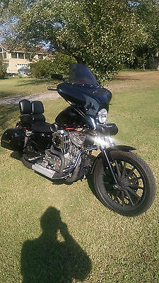 Harley-Davidson : Touring 1998 harley davidson xl 1200