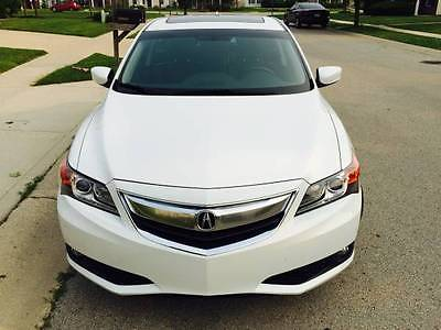 Acura : ILX premium package 2013 acura ilx dynamic sedan 4 door 2.4 l