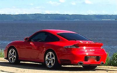 Porsche : 911 Turbo Coupe 2-Door 2001 porsche 911 turbo coupe 2 door 3.6 l
