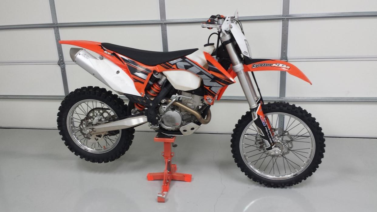 Ktm Dirt Bikes For Sale In Missouri