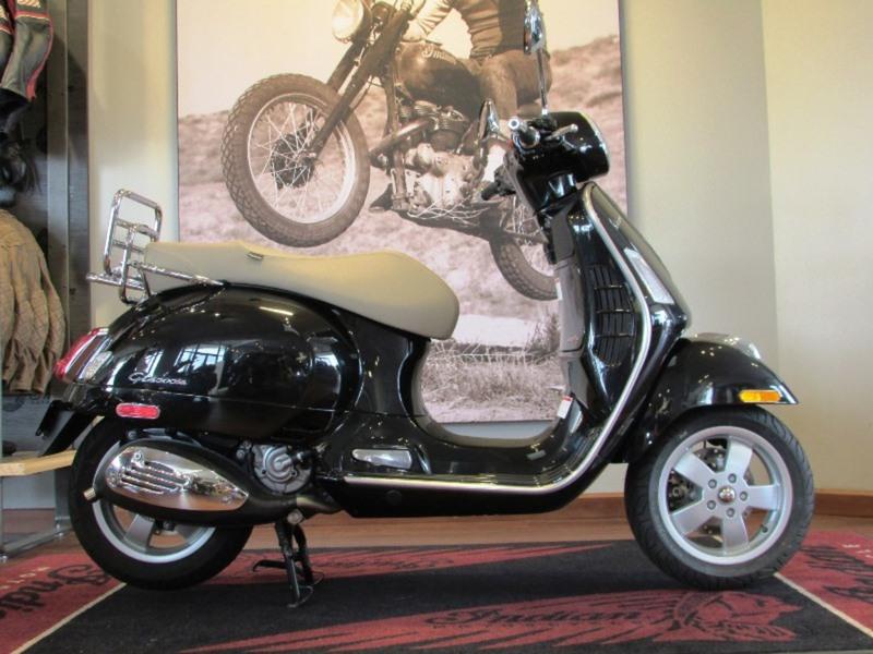 2009 Vespa Gtv 250