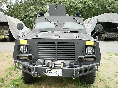 Other Makes : 1980 The Peacekeeper  1980 Armored Truck