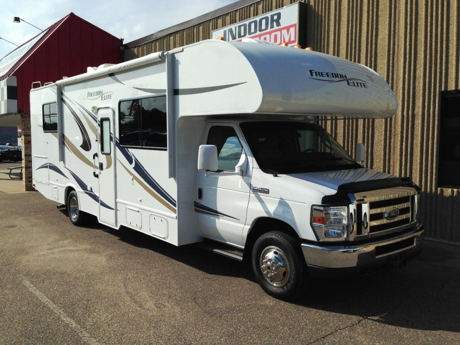 2013 Thor Motor Coach Freedom Elite