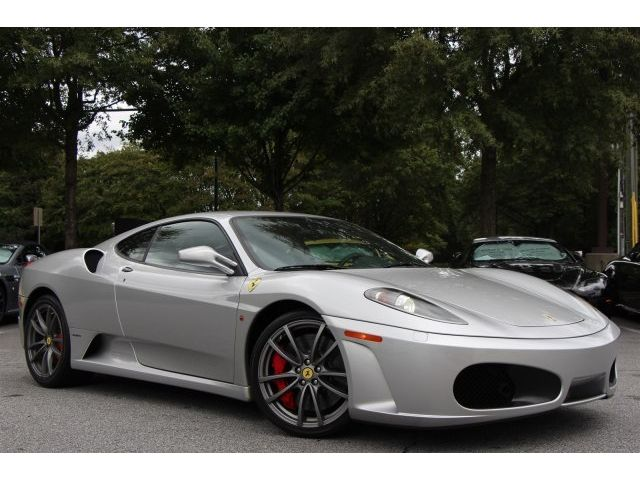 Ferrari : 430 Base Coupe 2-Door -CERAMICS, SCUDERIA WHLS/ SHIELDS, CLEAR BRA, CF OPTIONS, DAYTONAS, BOSE, WOW!