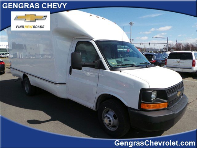 2015 Chevrolet Express Commercial Cutaway