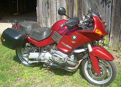 1994 Bmw 1100 Rs Motorcycles For Sale