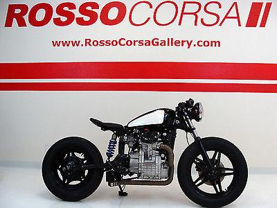 Honda Other 1980 Custom Build Cx 500 Cafe Racer Double Espresso