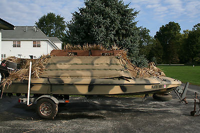 Duck Boats For Sale >> Custom Duck Boat Boats For Sale