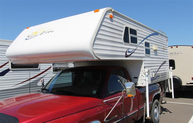 Truck Bed Campers For Sale In Mississippi