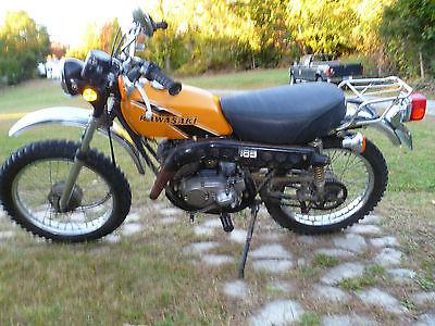 1975 Kawasaki 100 Motorcycles for sale
