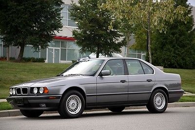 BMW : 5-Series 1994 bmw 530 i one owner immaculate original condition