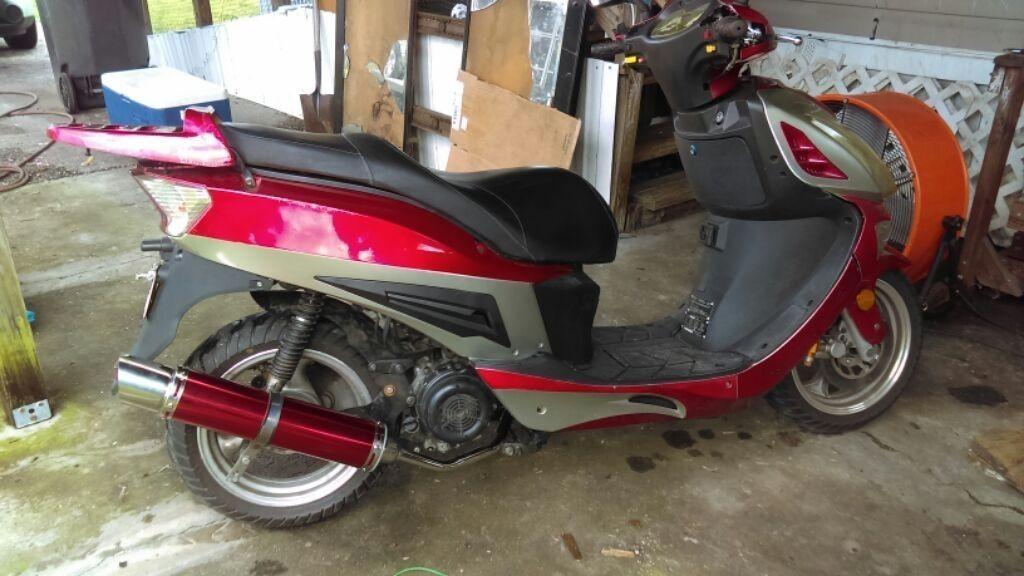 2014 Taotao 150cc
