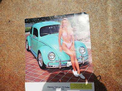 Volkswagen : Beetle - Classic SHOW VW 1963 volkswagon vw show car classic custom street rod hot rod