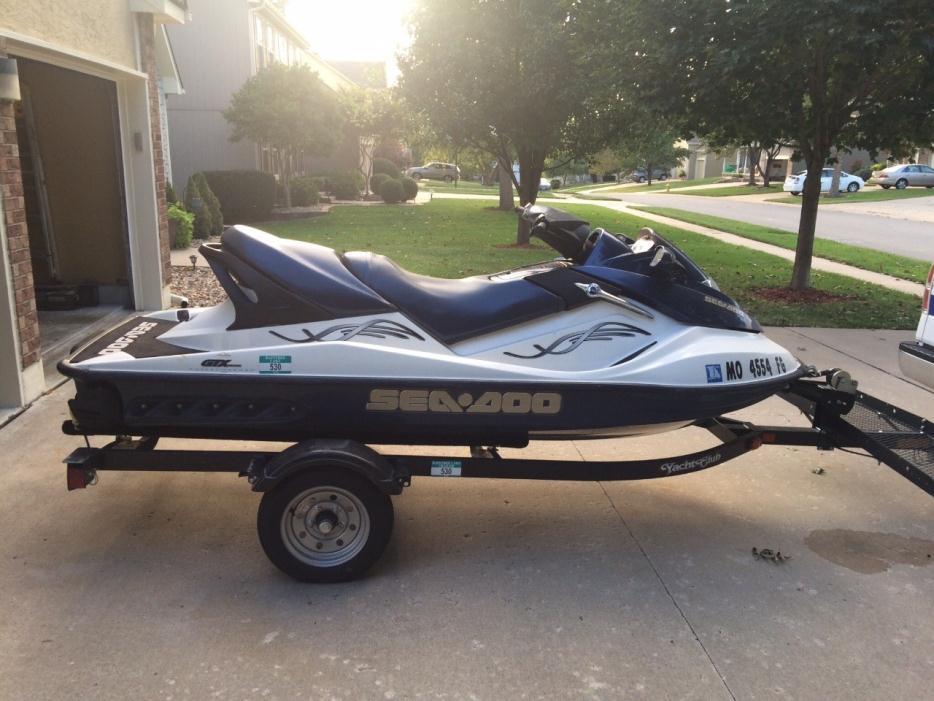 Sea Doo Gtx 4 Tec motorcycles for sale in Missouri