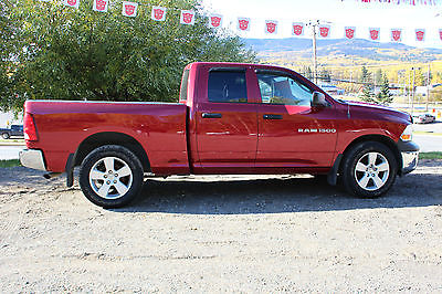 Dodge : Ram 1500 ST  QUAD CAB DODGE RAM ST 4X4 1500 QUAD CAB PICKUP