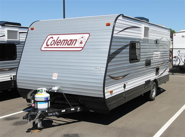 2015 Coleman Coleman CTS270RL