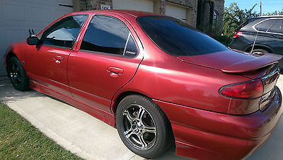 Ford : Contour SVT Sedan 4-Door 2000 ford contour svt sedan 4 door 2.5 l ho