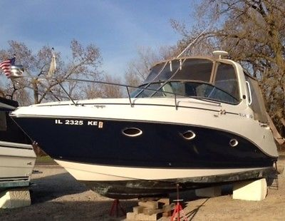2008 Rinker 280 Express Cabin Cruiser boat one owner 160 hrs 28 ft OR BEST OFFER
