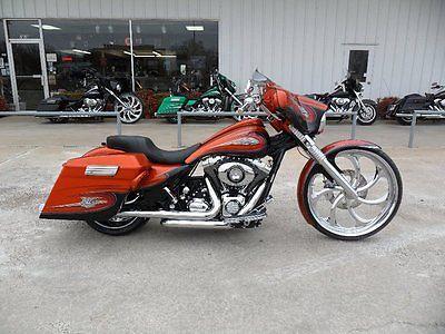 Harley-Davidson : Touring Covington Custom HD Bagger