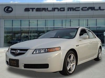 Acura : TL Fwd CARFAX -- 1-OWNER & CLEAN.