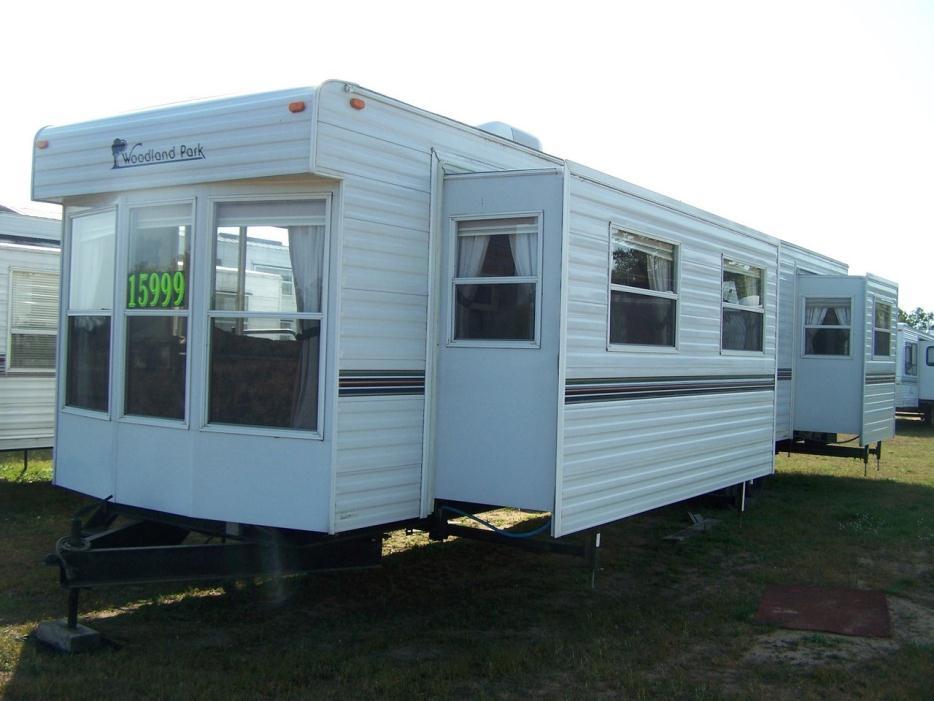 Woodland Park Timber Ridge 4485 Rvs For Sale