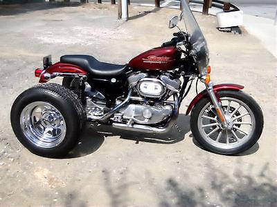 harley trike conversion kit motorcycles for sale. Black Bedroom Furniture Sets. Home Design Ideas