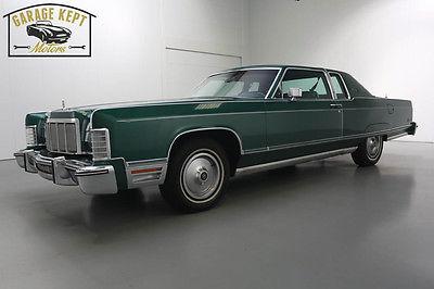 Lincoln Continental Michigan Cars For Sale