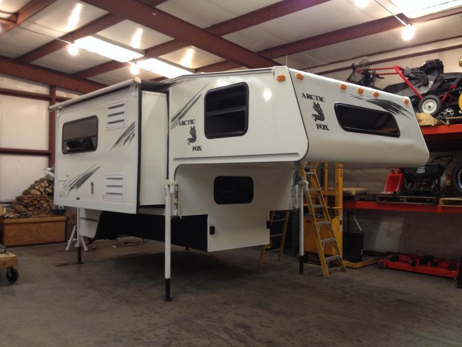Northwood Mfg Arctic Fox Camper 990 Rvs For Sale