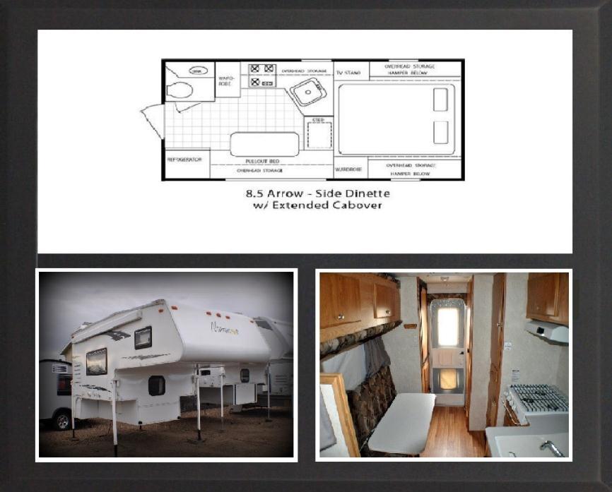 2011 Northstar 8.5 ARROW